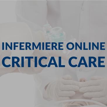 Infermiere OnLine Critical Care – Corso ECM FAD