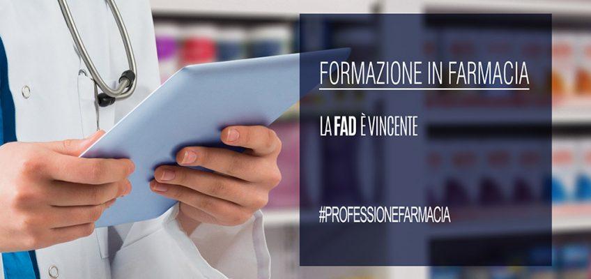 Formazione-Continua-in-farmacia-FAD-vince-ECM-Medical-Evidence